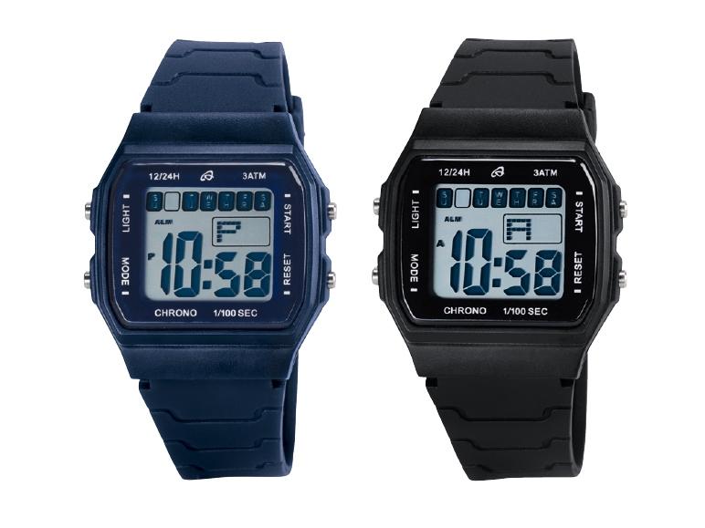 Športové náramkové hodinky Auriol – Auriol Lidl a643b01b6d