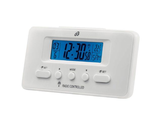 Budík Auriol s automatickým nastavením času rádiovým signálom 770171d6fb
